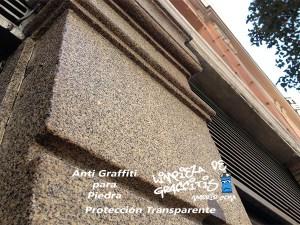 Protección Antigraffiti para Piedra - Transparente