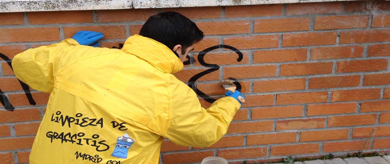 Empresa de Limpieza de Graffitis en Madrid