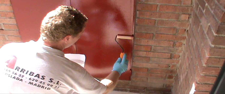 Protección Antigraffiti en Fachadas